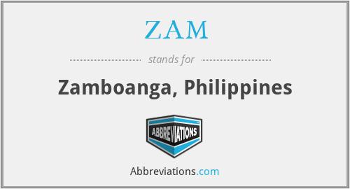 ZAM - Zamboanga, Philippines