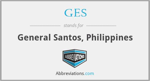 GES - General Santos, Philippines