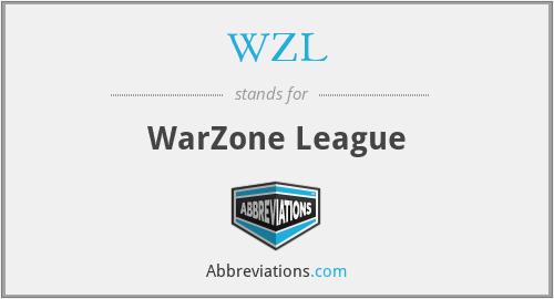 WZL - WarZone League