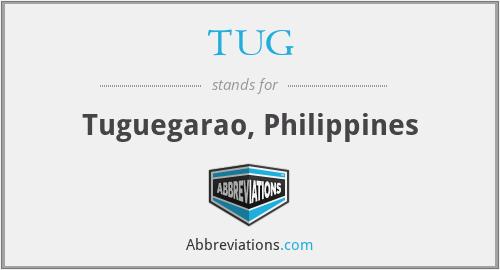 TUG - Tuguegarao, Philippines