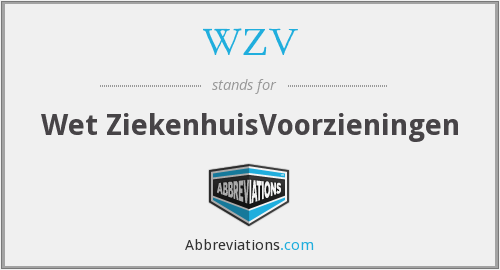 What does WZV stand for?