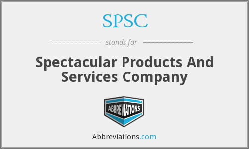 What does SPSC stand for?