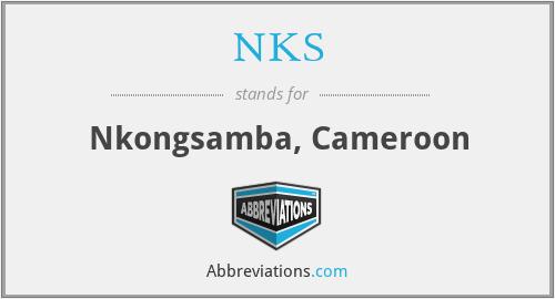 NKS - Nkongsamba, Cameroon