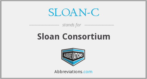 What does SLOAN-C stand for?