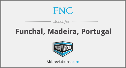What does Madeira stand for?