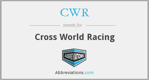 CWR - Cross World Racing