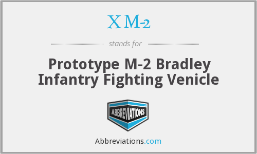 What does XM-2 stand for?