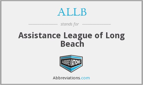 ALLB - Assistance League of Long Beach