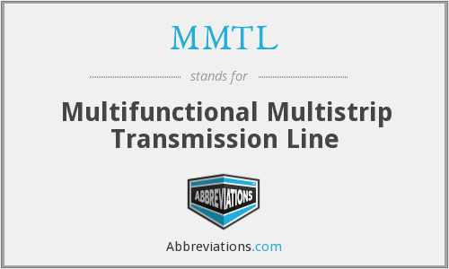 What does MMTL stand for?