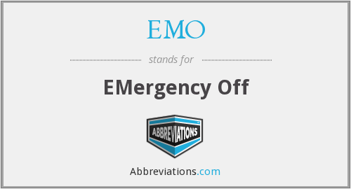 EMO - EMergency Off