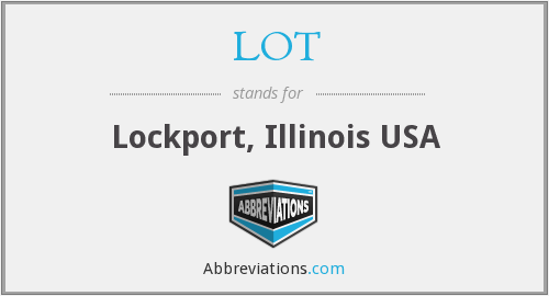 LOT - Lockport, Illinois USA