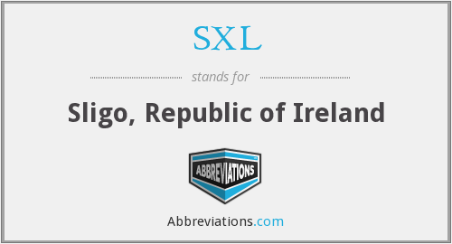SXL - Sligo, Republic of Ireland