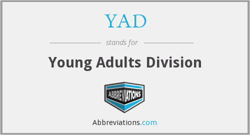 YAD - Young Adults Division