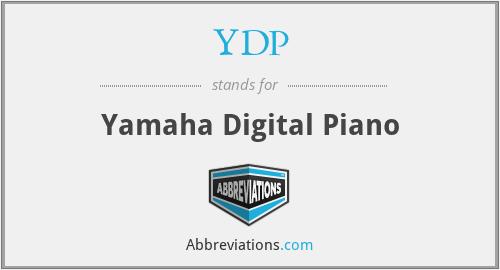 YDP - Yamaha Digital Piano