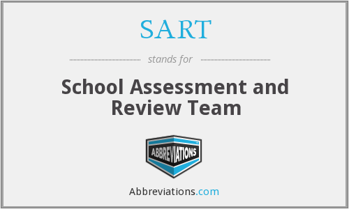 SART - School Assessment and Review Team