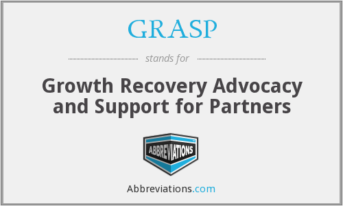 GRASP - Growth Recovery Advocacy and Support for Partners