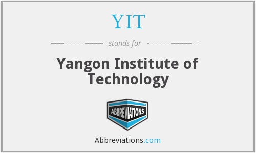 What does yangon stand for?