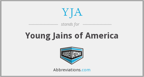 YJA - Young Jains of America