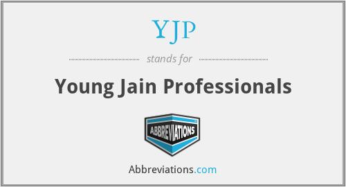YJP - Young Jain Professionals
