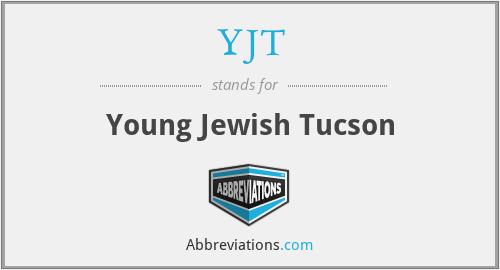 YJT - Young Jewish Tucson