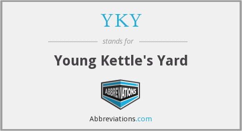 What does YKY stand for?