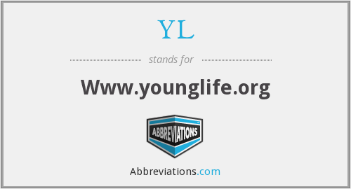 What does YL stand for?