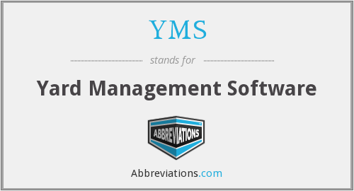 YMS - Yard Management Software