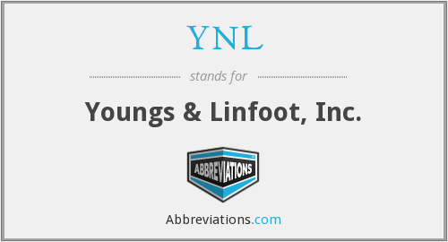 What does YNL stand for?