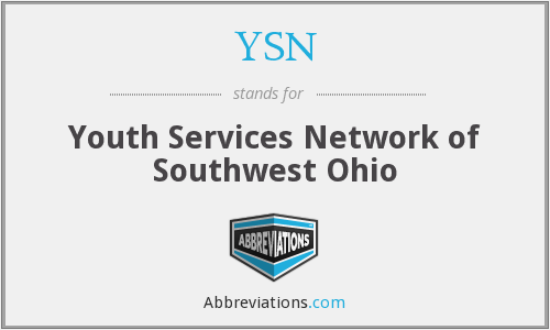 YSN - Youth Services Network of Southwest Ohio