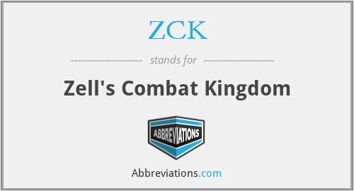 ZCK - Zell's Combat Kingdom