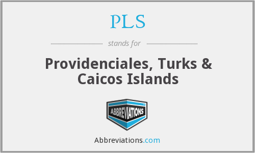 PLS - Providenciales, Turks & Caicos Islands