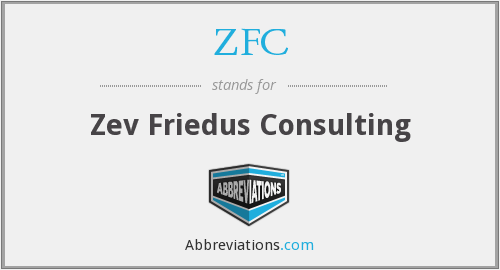 What does zev stand for?