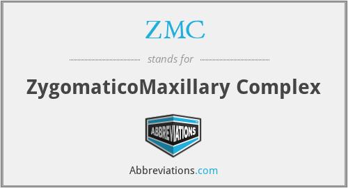 ZMC - ZygomaticoMaxillary Complex