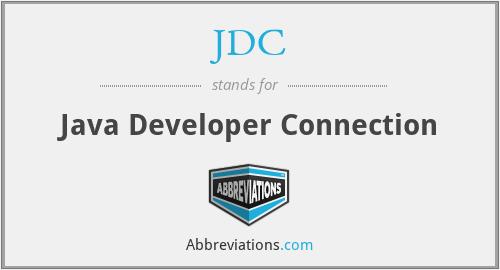 JDC - Java Developer Connection