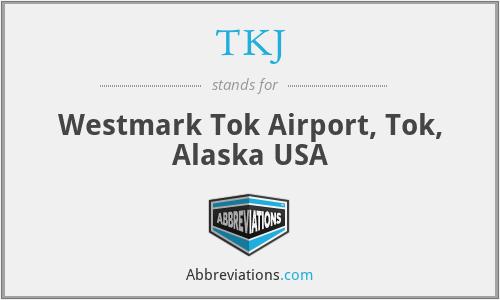 TKJ - Westmark Tok Airport, Tok, Alaska USA