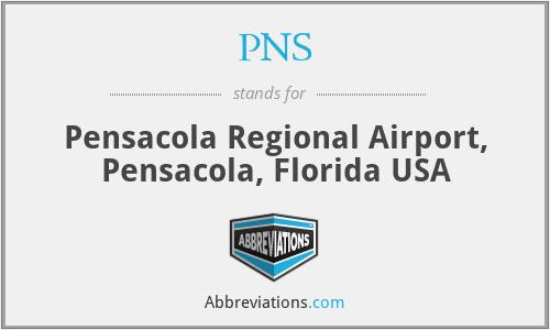 PNS - Pensacola Regional Airport, Pensacola, Florida USA