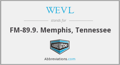 What does WEVL stand for?
