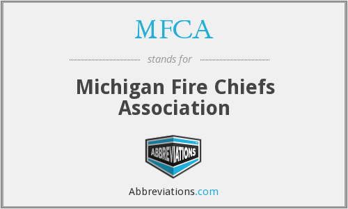MFCA - Michigan Fire Chiefs Association