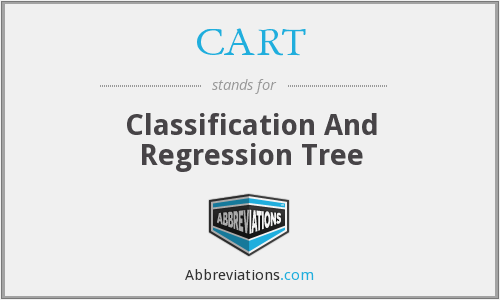 CART - Classification And Regression Tree