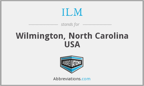 ILM - Wilmington, North Carolina USA