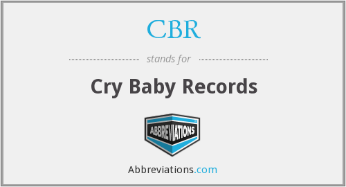 What does cry stand for?