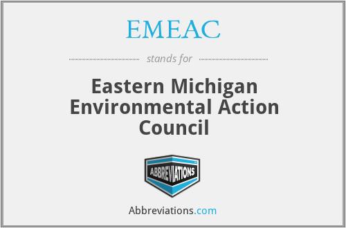 EMEAC - Eastern Michigan Environmental Action Council