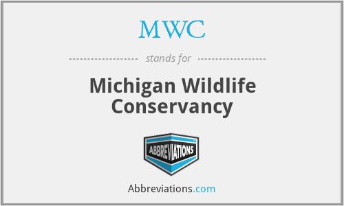 MWC - Michigan Wildlife Conservancy