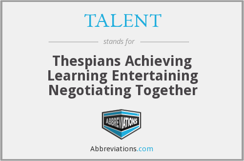 What does TALENT stand for?