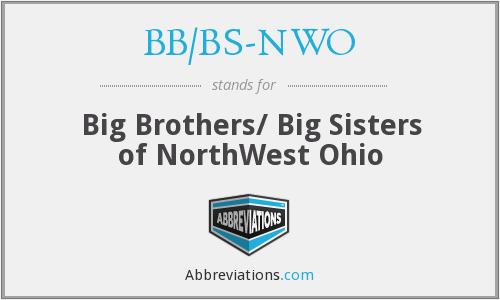 What does BB/BS-NWO stand for?