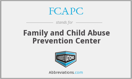 FCAPC - Family and Child Abuse Prevention Center