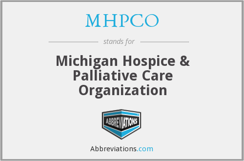 What does MHPCO stand for?