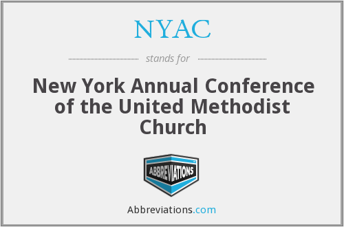 NYAC - New York Annual Conference of the United Methodist Church
