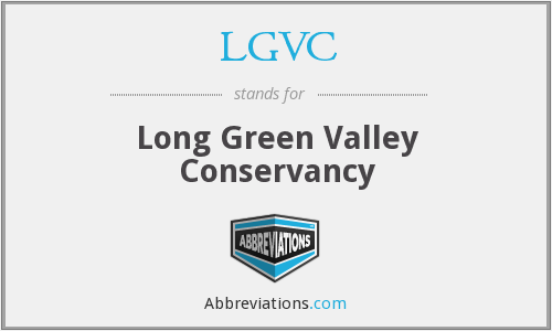 What does LGVC stand for?