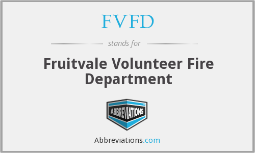 What does FVFD stand for?